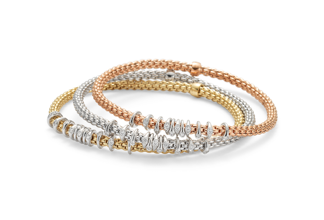 Each Jewel Is Perfect To Wear Individually But Looks Fantastic When Stacked Or Layered With Other Fope Creations