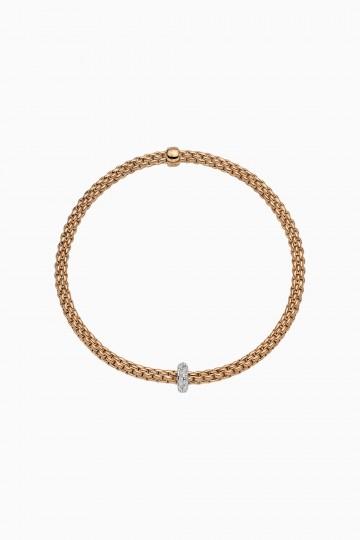 Flex'it bracelet with diamonds